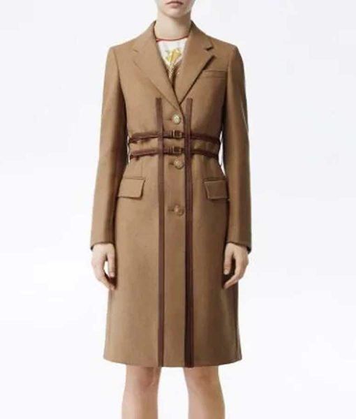 Darby Carter Love Life Trench Coat
