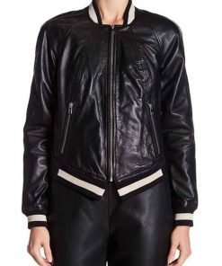 Colette French Dare Me Bomber Jacket