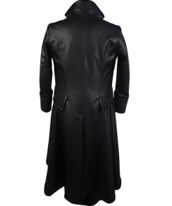 Captain Hook Once Upon A Time Trench Coat