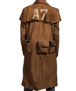 Fallout 4 Ranger Duster Trench Coat