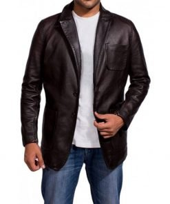 Deckard Shaw Fast and Furious 7 Coat