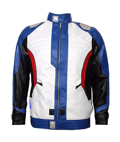Overwatch's Soldier 76 FauxReal Leather Jacket