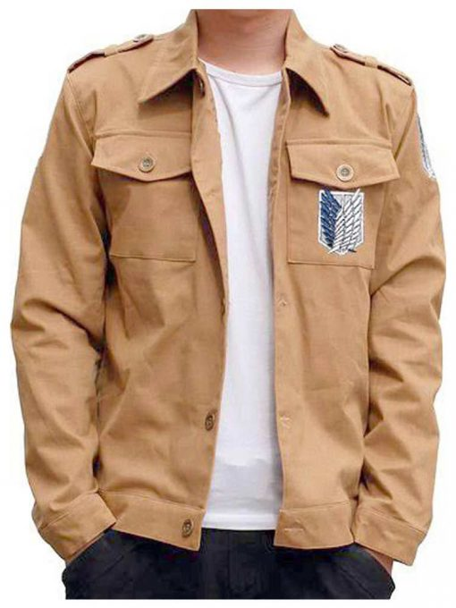 Attack on Titan Scout Regiment Male or Female Jacket