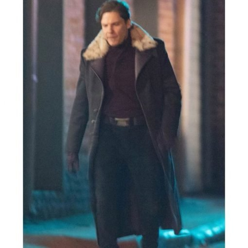 The Falcon and The Winter Soldier Zemo Black Coat