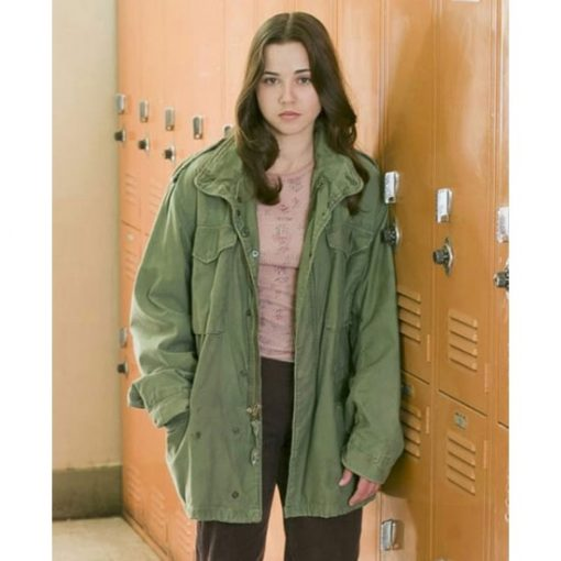 Lindsay Weir Freaks and Geeks Military Leather Jacket