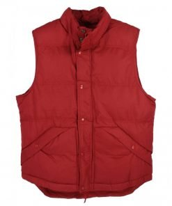 Michael J Fox Back To The Future Puffer Vest