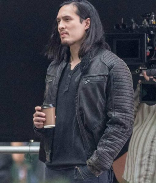 The Falcon and the Winter Soldier Desmond Chiam Jacket