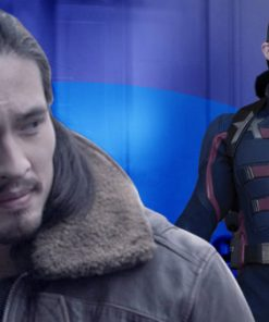 The Falcon and the Winter Soldier Dovich Jacket