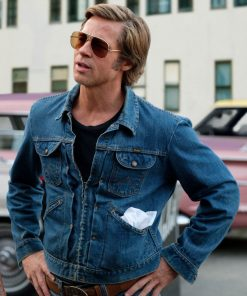 Once Upon A Time In Hollywood Cliff Booth Denim Jacket