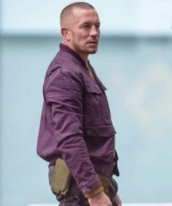 Georges Batroc The Falcon and the Winter Soldier Jacket