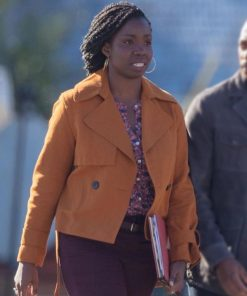 The Falcon and The Winter Soldier Adepero Oduye Cotton Jacket