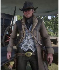 Red Dead Redemption 2 Montana Trench Coat